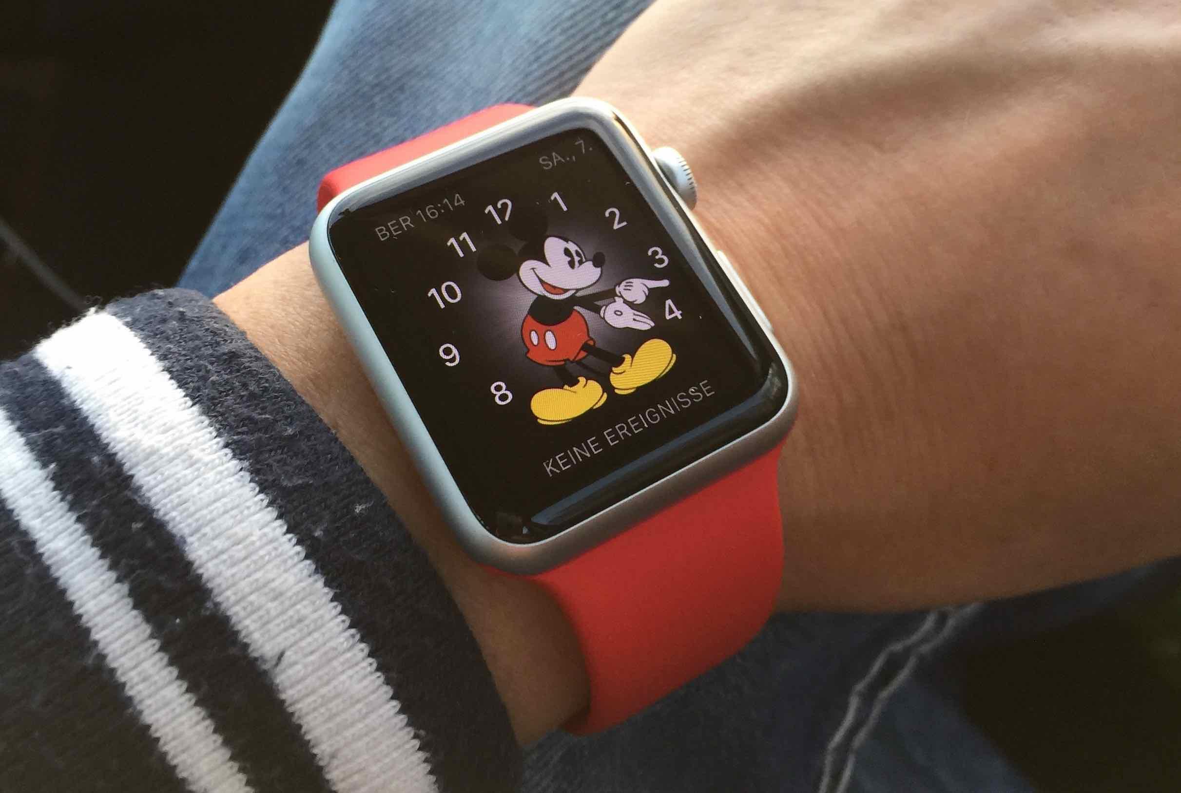 Die Apple Watch ist doch nur Spielerei – oder?